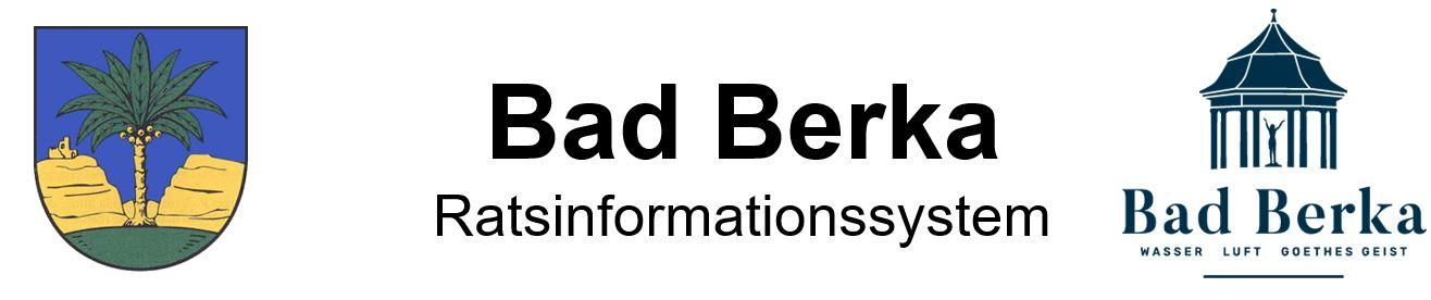 Bad-berka Logo